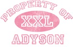 Property of Adyson