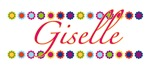 Giselle with Flowers