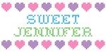 Sweet JENNIFER