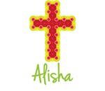 Alisha Bubble Cross