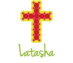 Latasha Bubble Cross