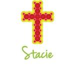 Stacie Bubble Cross