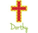 Dorthy Bubble Cross