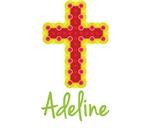 Adeline Bubble Cross