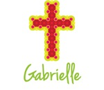 Gabrielle Bubble Cross