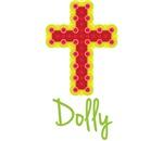 Dolly Bubble Cross
