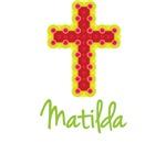 Matilda Bubble Cross