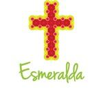 Esmeralda Bubble Cross
