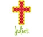 Juliet Bubble Cross