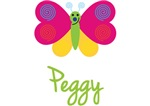 Peggy The Butterfly