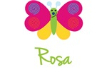 Rosa The Butterfly