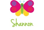 Shannon The Butterfly