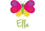 Ella The Butterfly
