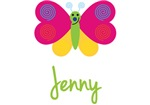Jenny The Butterfly