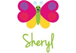 Sheryl The Butterfly