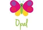 Opal The Butterfly