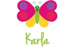 Karla The Butterfly
