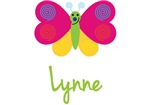 Lynne The Butterfly
