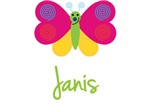Janis The Butterfly