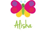 Alisha The Butterfly