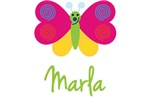 Marla The Butterfly