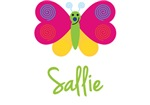 Sallie The Butterfly