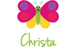 Christa The Butterfly