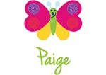 Paige The Butterfly
