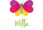 Willa The Butterfly