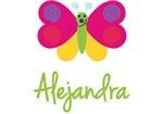 Alejandra The Butterfly