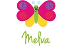 Melva The Butterfly