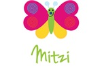 Mitzi The Butterfly