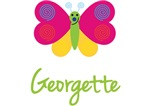 Georgette The Butterfly