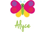 Alyce The Butterfly