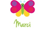 Marci The Butterfly