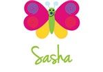 Sasha The Butterfly