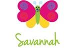 Savannah The Butterfly