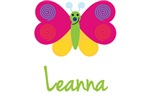 Leanna The Butterfly
