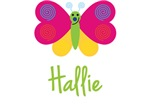 Hallie The Butterfly