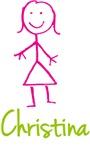 Christina The Stick Girl
