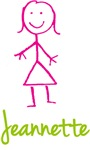 Jeannette The Stick Girl
