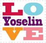 I Love Yoselin