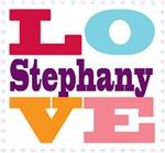I Love Stephany