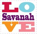 I Love Savanah