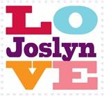I Love Joslyn