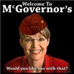 McGovernor Sarah Palin