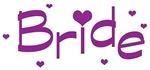 Bride (hearts)