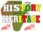 Black history, Black heritage