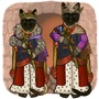 Siamese Cat Royalty t-shirts and gifts