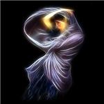 Boreas Waterhouse Fractal Digital Painting